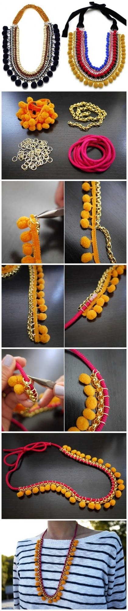 Fantastic DIY Necklace Projects That Everyone Can Make