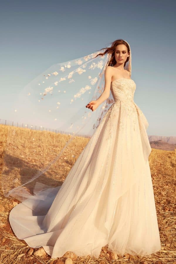 Dramatic Bridal Collection Of Zuhair Murad For Fall 2020