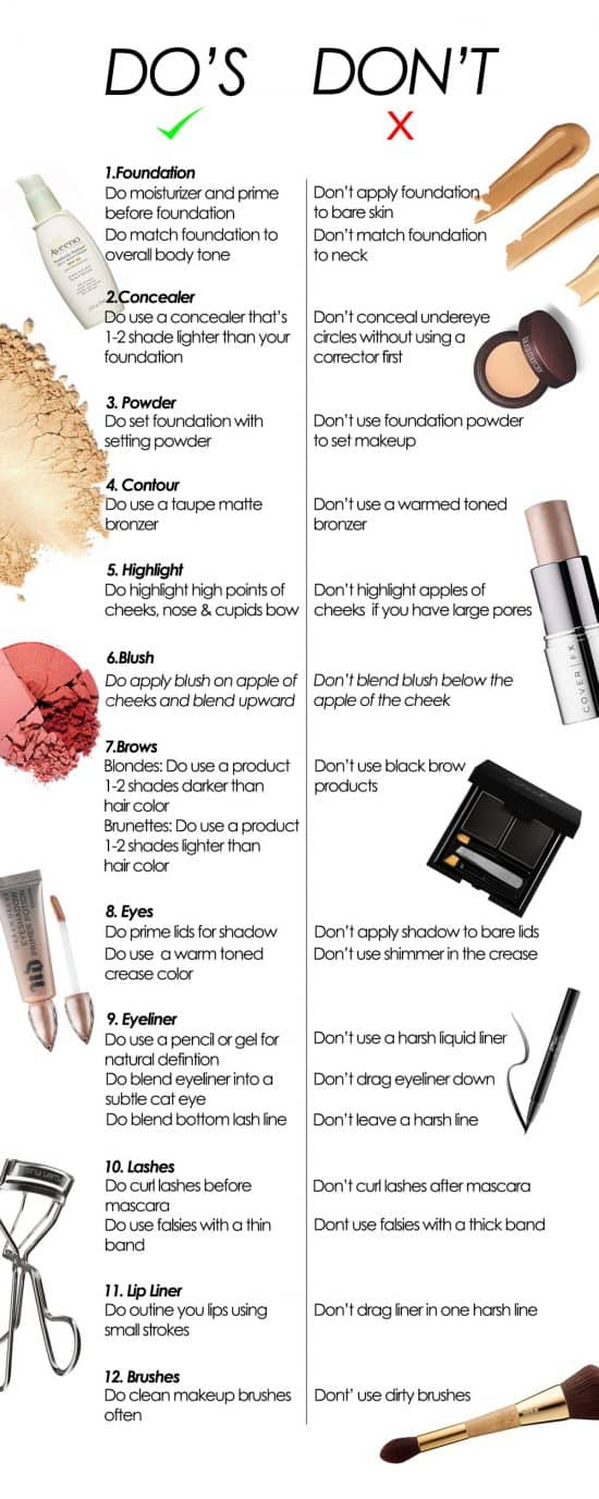 Outstanding Makeup Tricks That Every Girl Should Know