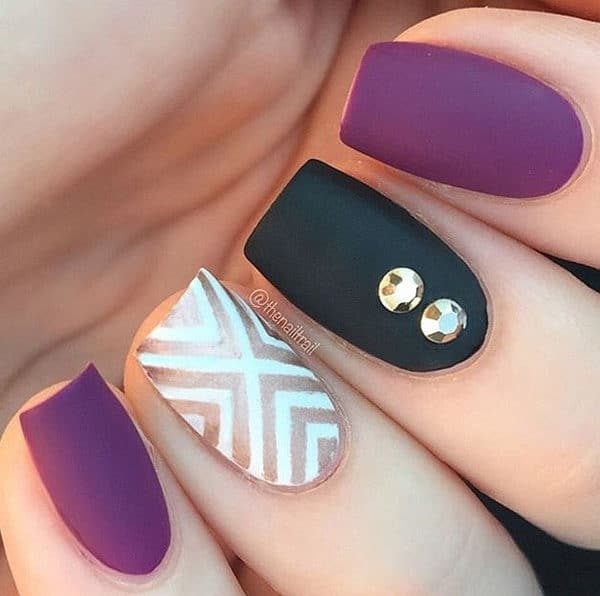Stunning Matte Nails Ideas That Will Impress You