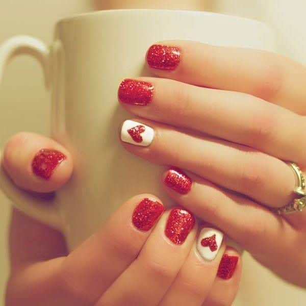Sweet Short Nails Ideas That Are Really Adorable
