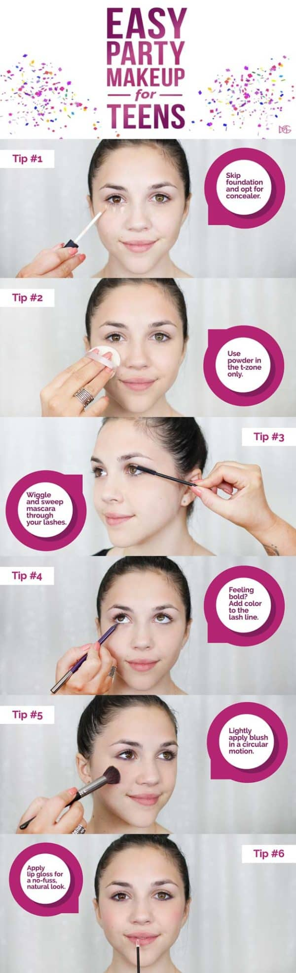 Sweet Teen Makeup Ideas That Every Girl Should Check Out