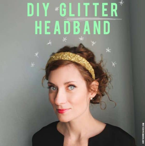 Beautiful DIY Glitter Crafts That Are Super Easy To Make