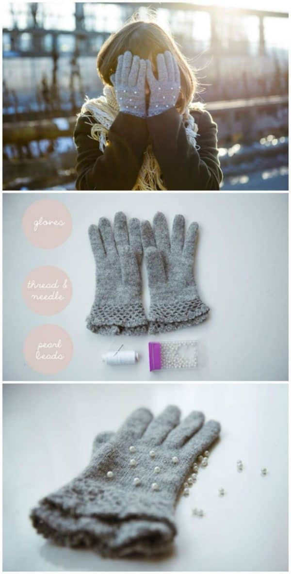 Warm DIY Winter Clothes That Are Easy To Make