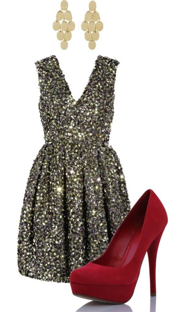Elegant Christmas Polyvore That Will Make You Look Fabulous At The Upcoming Christmas Party
