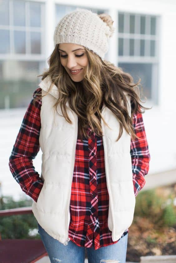Lovely Plaid Outfits Which Will Make You Look Spectacular This Winter