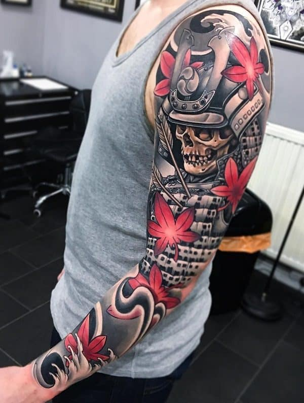 The Best Men Sleeve Tattoo Ideas That You Will See On The