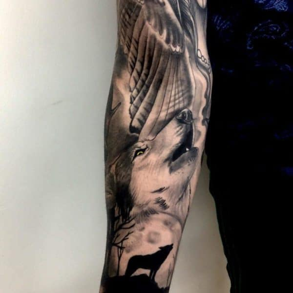 The Best Men Sleeve Tattoo Ideas That You Will See On The Internet