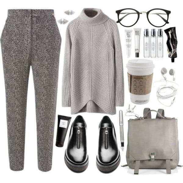 Warm And Stylish Winter Travel Polyvore That Will Help You Pack Your Suitcase Effortlessly