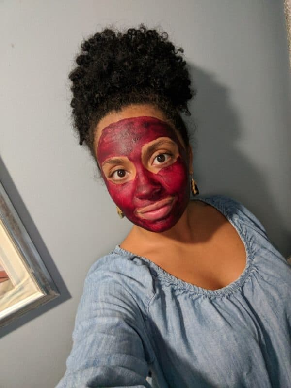 Healthy Homemade Beetroot Face Masks