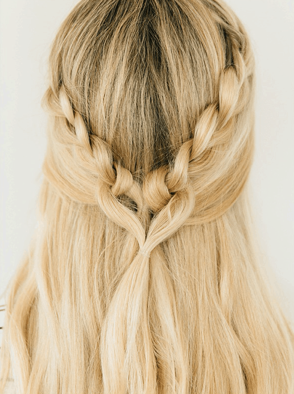 Charming Valentines Day Hairstyle Ideas That You Are Going To Love