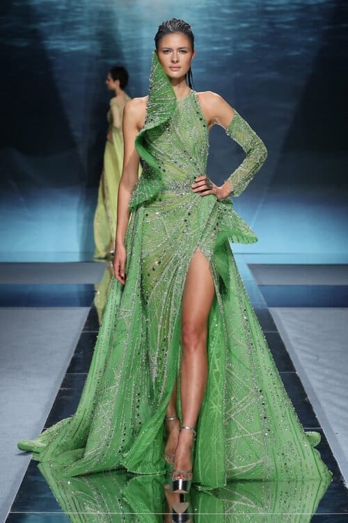 Ziad Nakad Couture Spring Summer 2020 That Will Enchant You With Elegance And Sophistication