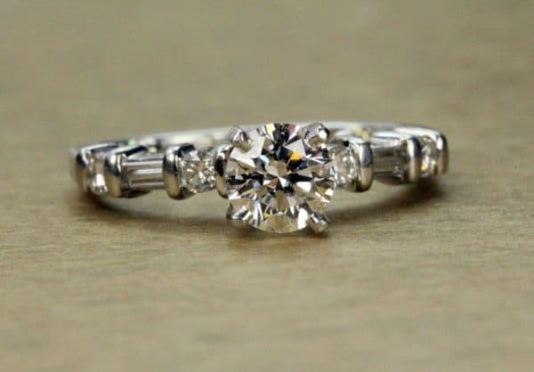 Tips on How to Care for Your Vintage Engagement Ring