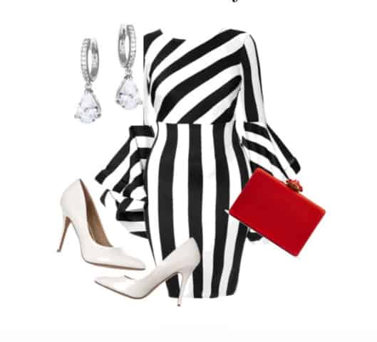 Elegant Valentines Day Polyvore That Are Perfect For Your Dinner Date