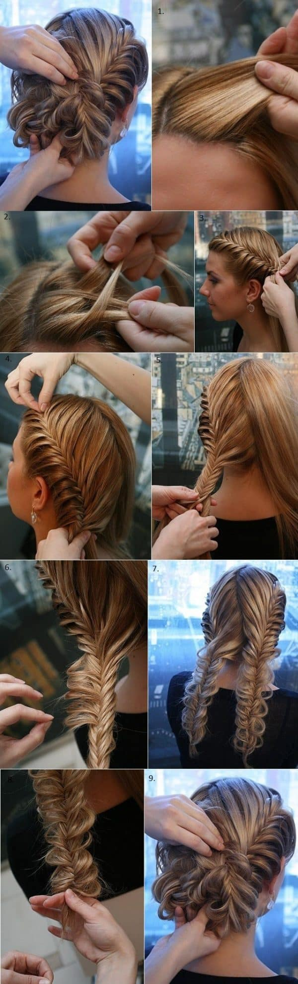 Pretty Hair Tutorials For Teen Girls That Are Easy To Make