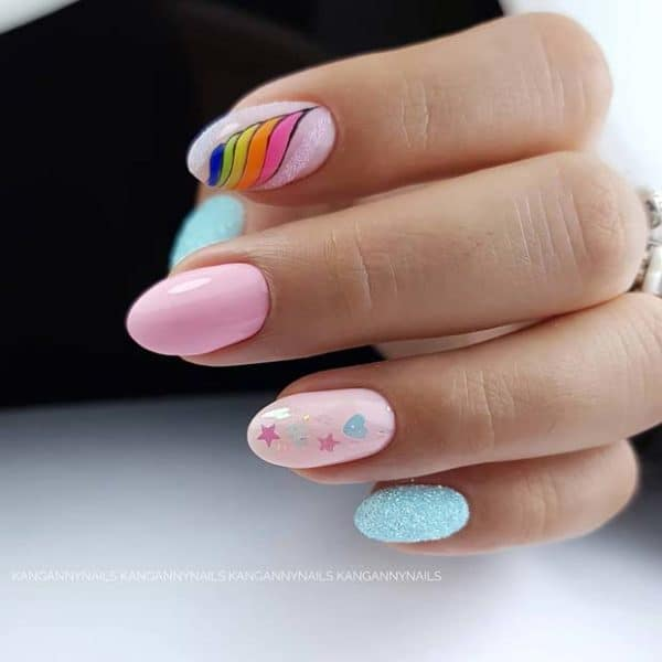 Magical Unicorn Nails That Ladies Of All Ages Are Going To Love