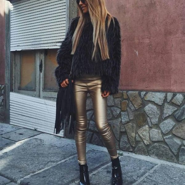 Attention Grabbing Night Out Outfits That Are Perfect For Winter