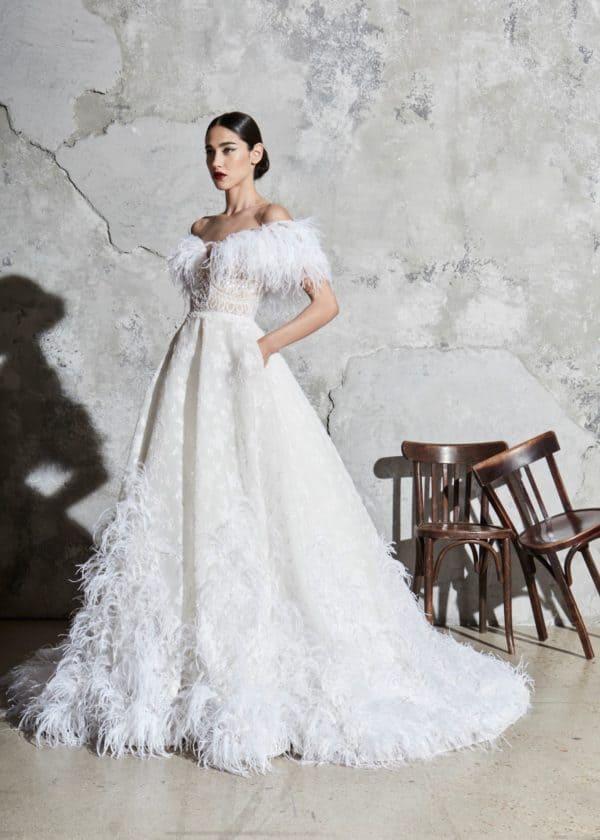 Zuhair Murad Bridal Spring 2020 Collection