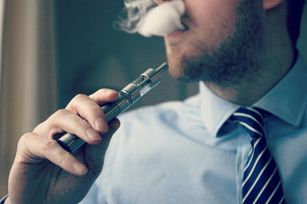 Is vaping the new fashion trend?