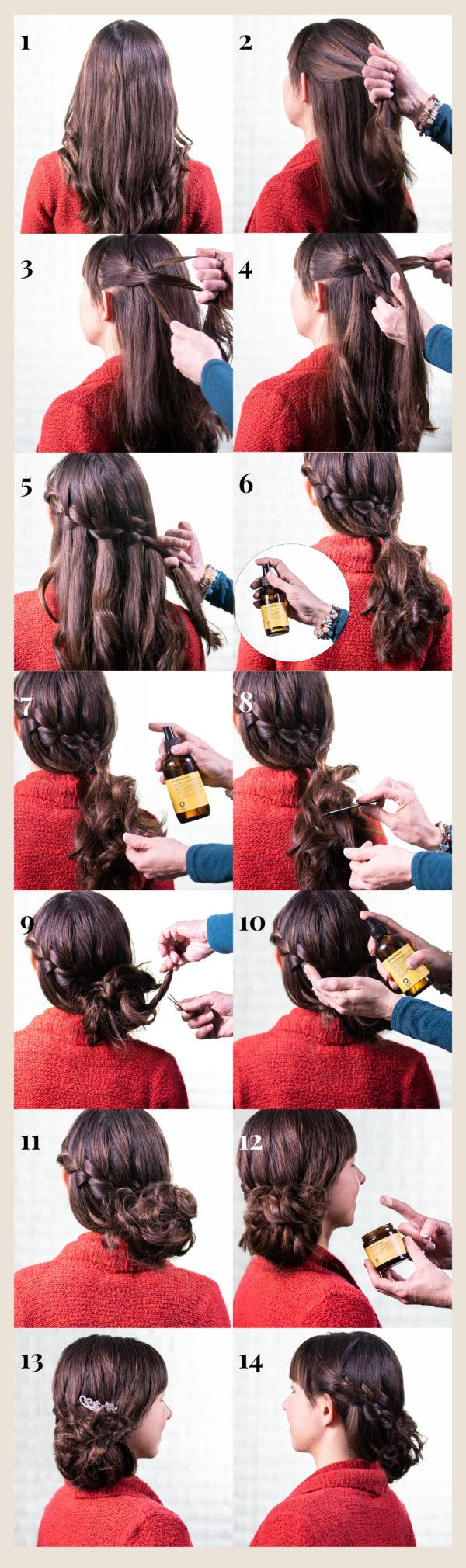 Elegant Hairstyle Tutorials Which Will Amaze You