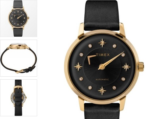 Reasons to fall in Love with the New Celestial Opulence Collection by Timex
