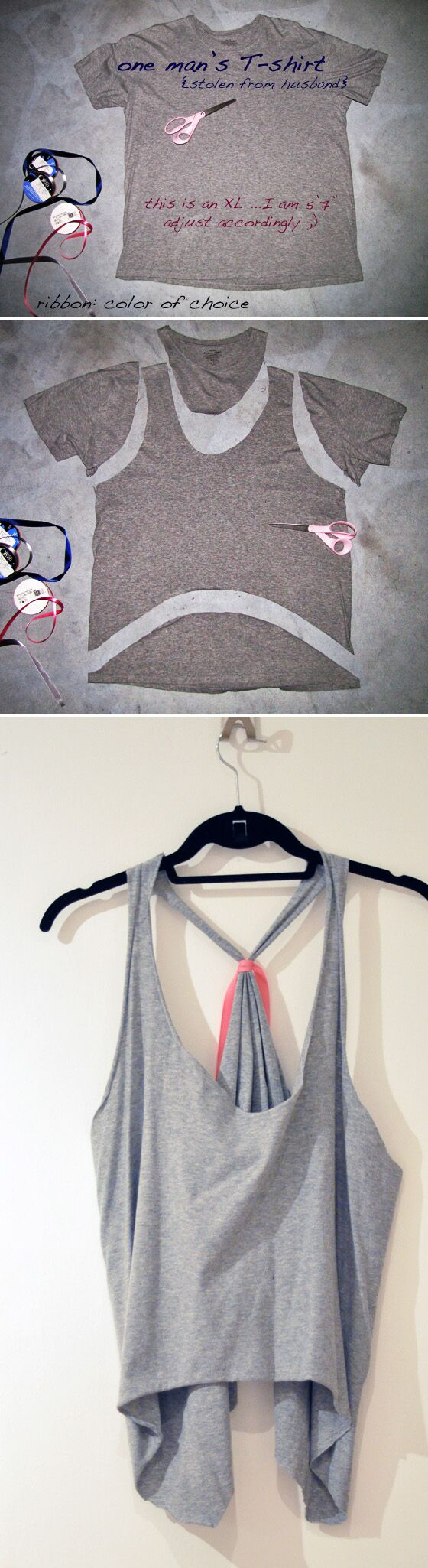How To Redesign Old Clothes During Your Corona Virus Self Isolation