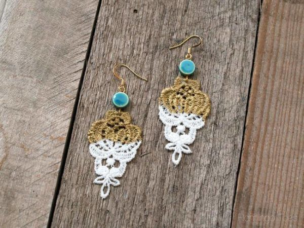 Creative DIY Earrings That Will Make Your Look Modern