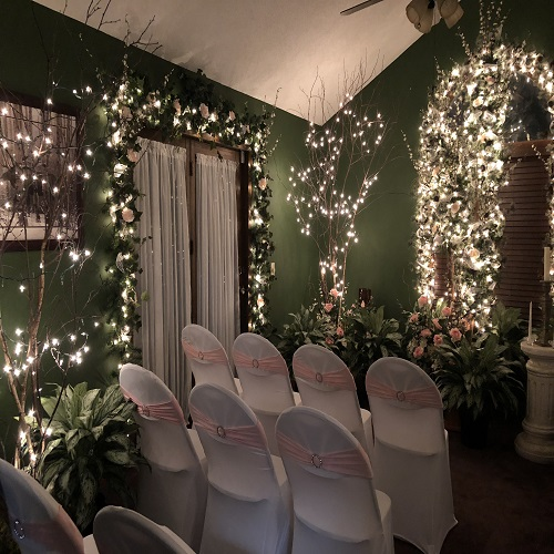 Home Wedding Ideas That Will Help You Decorate For Your