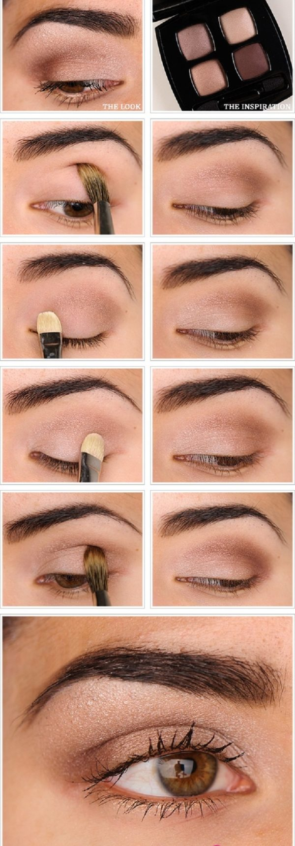 Stunning Nude Makeup Tutorials That Are Super Easy To Master