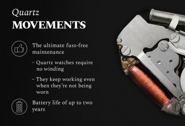 WHAT IS THE FUTURE OF QUARTZ WATCHES?