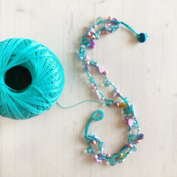 Playful DIY Necklace Projects That Are Great For Spring And Summer