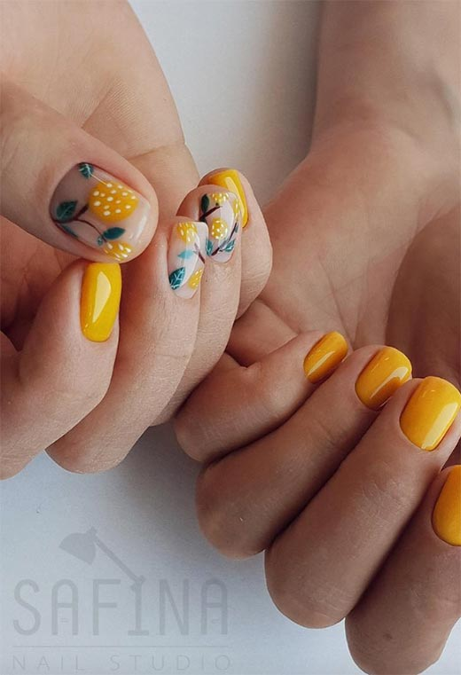 Mind Blowing Abstract Nails That Will Boost Your Creativity This Spring And Summer
