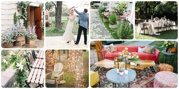 Lovely Backyard Wedding Decor Ideas That Are Perfect For