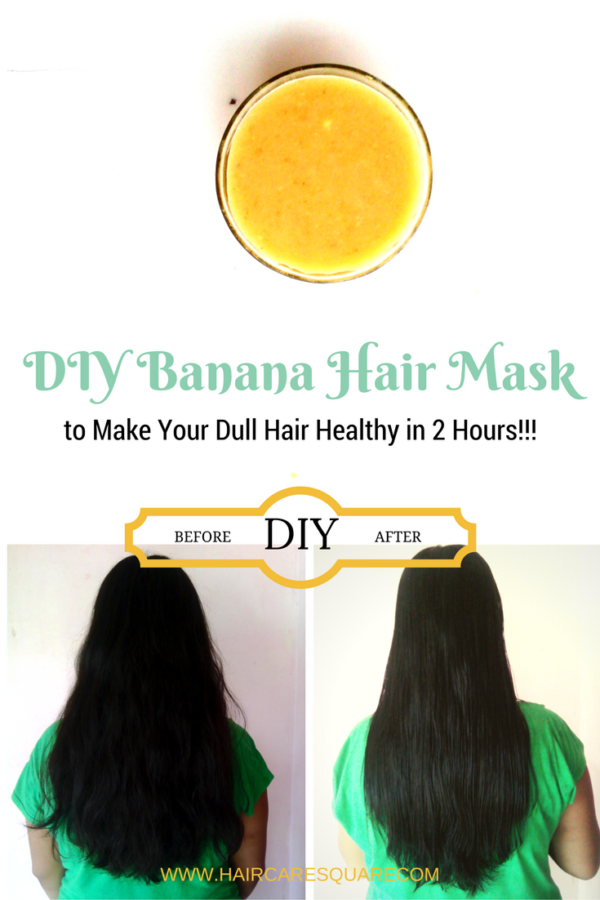 Amazing Banana Hair Masks Which Will Regenerate Your Hair During These Quarantine Times