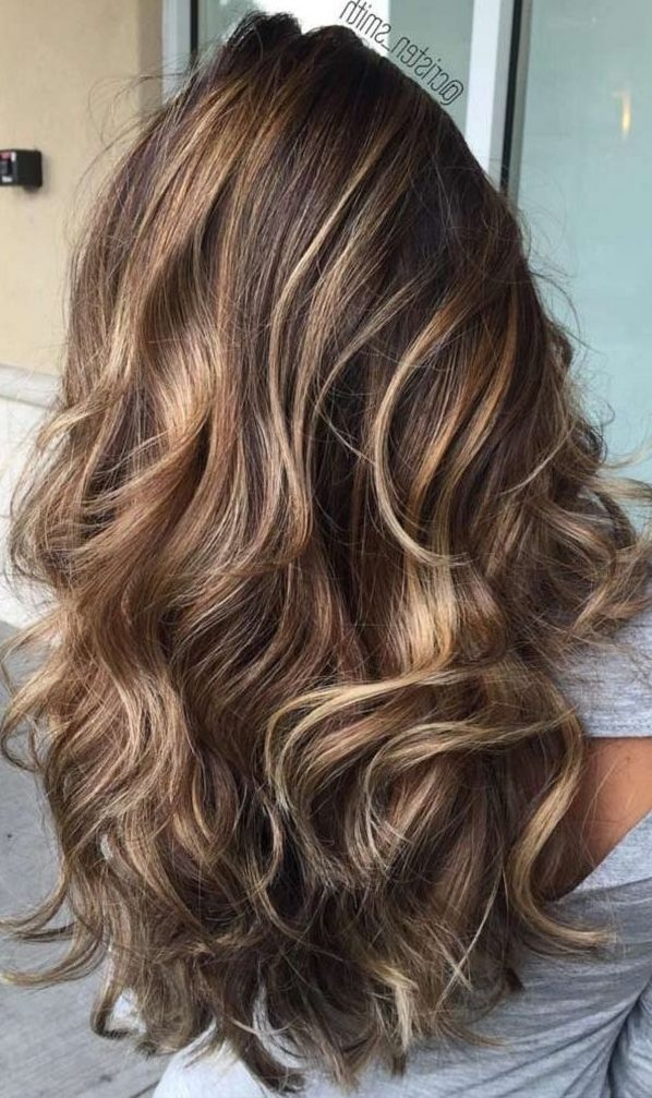 The Hottest Highlights On Brown Hair That Will Blow Your Mind