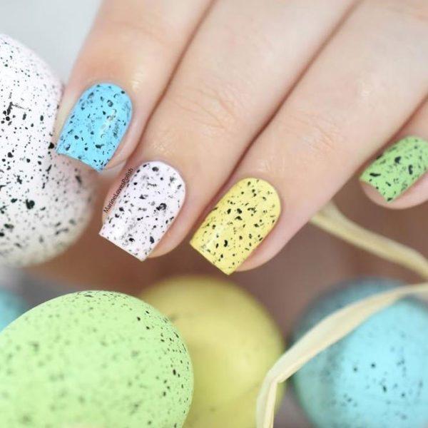 Lovely Easter Manicure Ideas That Will Make You Feel The Festive Spirit Despite The Coronavirus