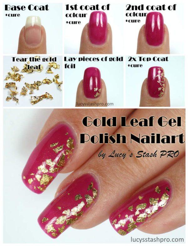 Pretty Foil Manicure Ideas That Are Super Easy To Make