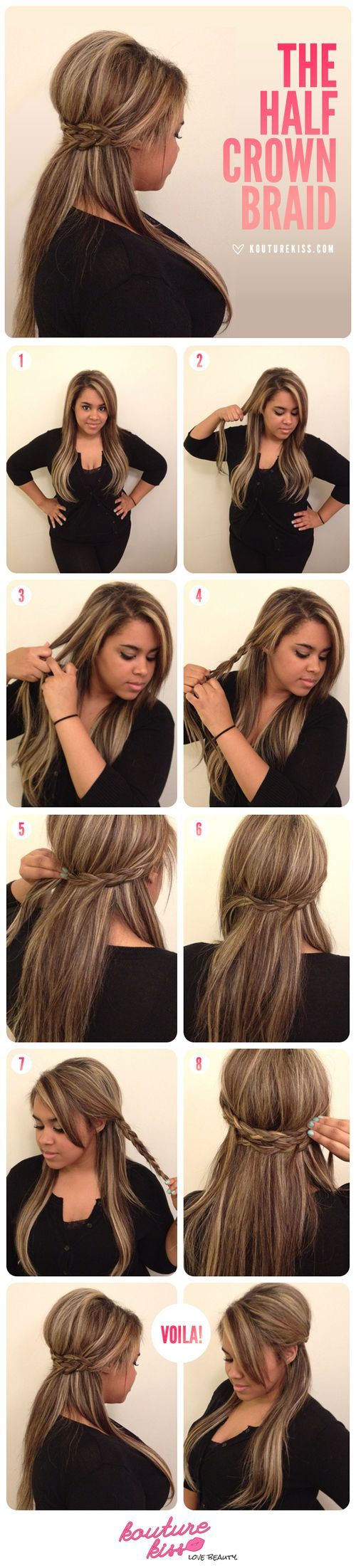Easy Casual Hairstyles That You Can Do On Your Own While You Are In Quarantine
