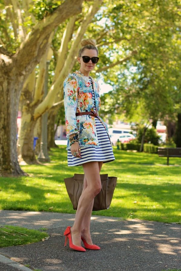 How To Mix Prints And Create Stunning Spring Outfits That Will Amaze Everyone