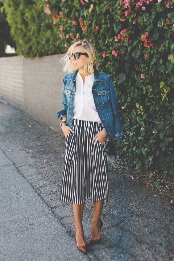Contemporary Spring Outfits That Will Make You Look Ultra Modern