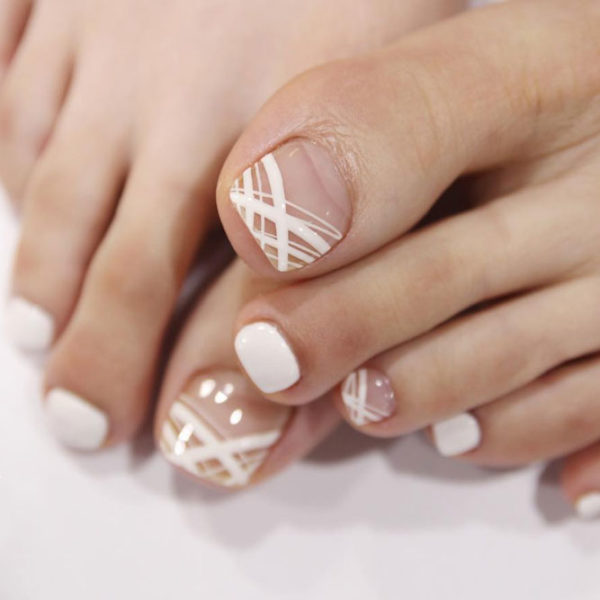 Beautiful Toe Nails Designs That You Will Be Happy To Show