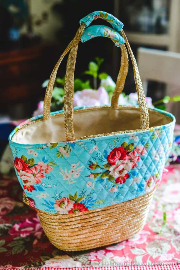Fascinating DIY Straw Bags Projects That You Would Love To Make