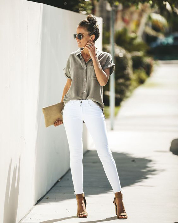Stylish Business Casual Outfits That Are Perfect For This Spring