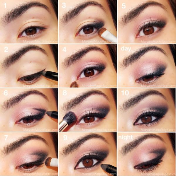 Light Smokey Eyes Makeup That You Can Wear All Spring And Summer