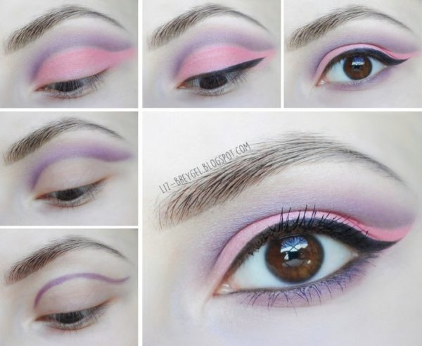 Pastel Makeup Tutorials That Will Make You Look Gorgeous This Spring