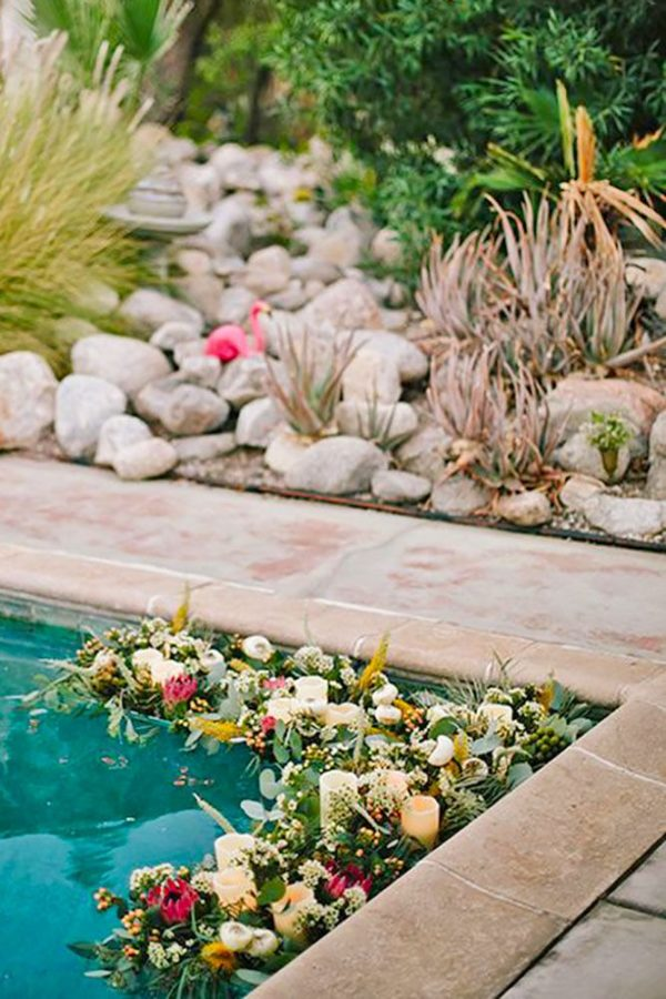 Striking Poolside Wedding Ideas That Will Leave You Speechless