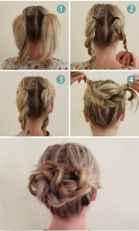 Quick Hairstyle Tutorials That You Can Do In Less Than 5 Minutes