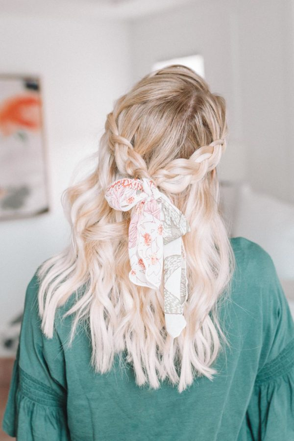 Spring Scarf Hairstyles That Will Grab Yours And Everyone Elses Attention