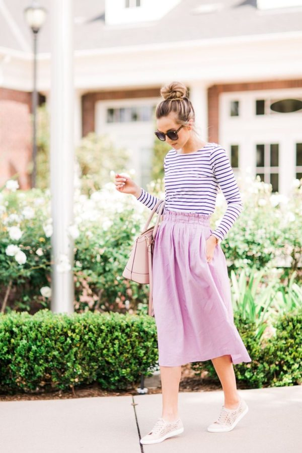 How To Wear Skirts In Spring And Summer For Different Occasions