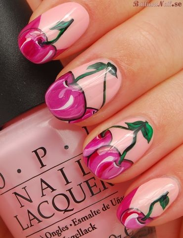 Stunning Fruit Manicure Ideas That Are Really Refreshing For The Summer
